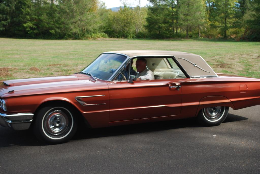 Maddux 1965 Special Landau