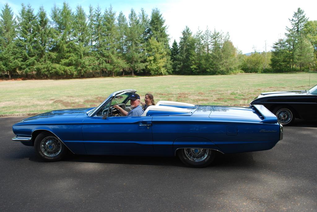 Truax 1966 Flairbird Convertible